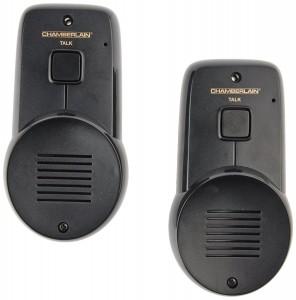 Chamberlain NTD2 Wireless Indoor Outdoor Intercom-Weather Resistant