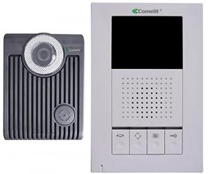 Comelit HFX700M Color Hands-Free Video Intercom Kit