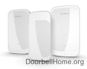 RoMeh Wireless Doorbell on Amazon