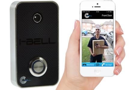 I-bell wifi door bell