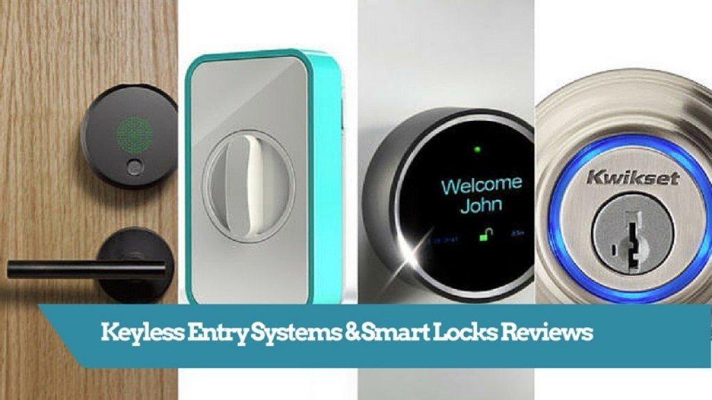 Keyless Entry Systems & Smart Locks Reviews