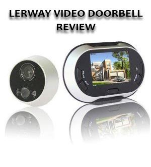 LERWAY VIDEO DOORBELL REVIEW
