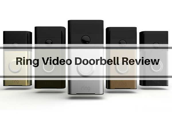 Ring Video Doorbell Reviews
