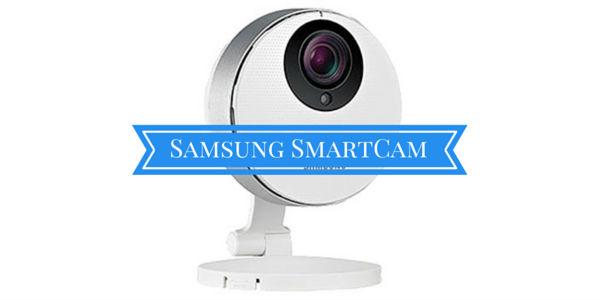 Samsung SmartCam 1080p Full HD Camera