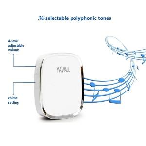 The Advantages of Wireless Doorbells