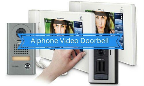 Aiphone Video Doorbell