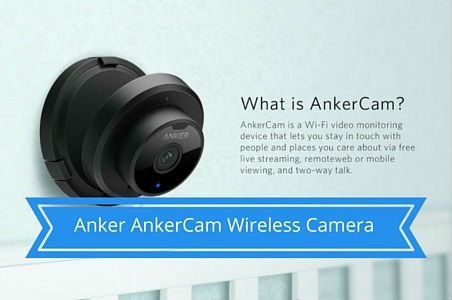 Anker AnkerCam Wireless Camera