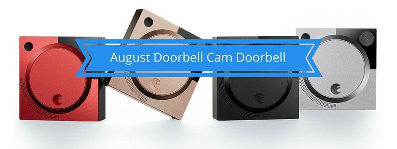 August Doorbell Cam Doorbell