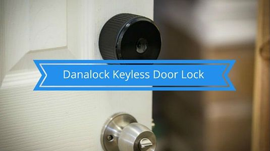 Danalock Keyless Door Lock