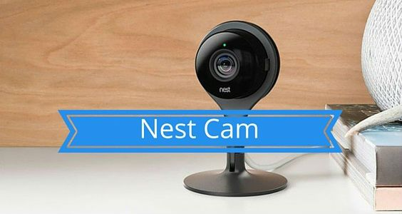 Nest Cam WiFi Camera