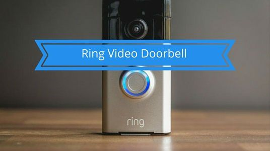 Ring WiFi Video Doorbell