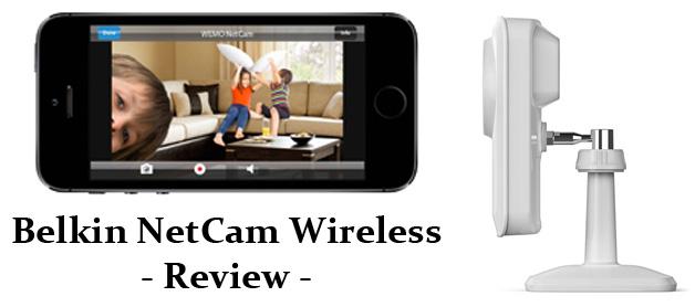 Belkin NetCam Wireless Review