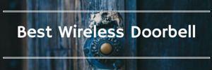 Best Wireless Doorbell banner