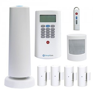 Simplisafe Wireless Security System