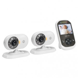 Motorola MBP25-2 Wireless Video Baby Monitor