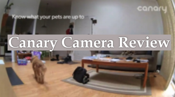 Canary Camera Review