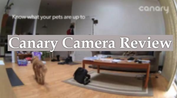 Canary Camera Review