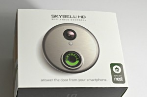 Skybell HD box 2