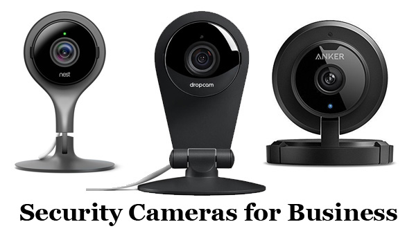 Best security cameras for business for Best security for your home