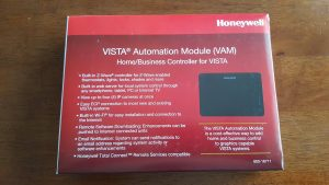 Honeywell Vista Automation Module