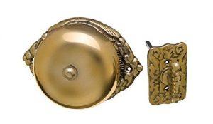 Victorian Syle Mechanical Twist Door Bell