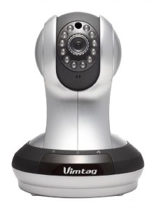 Vimtag VT-361 Super HD Wi-Fi Video Monitoring Surveillance Security Camera