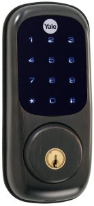 Yale Real Living Keyless Touchscreen Deadbolt