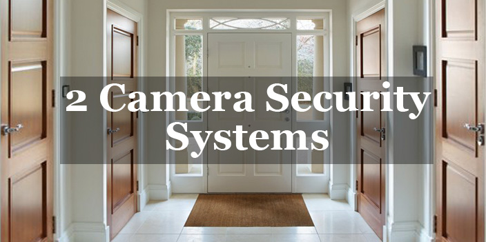 2 Camera Security Systems