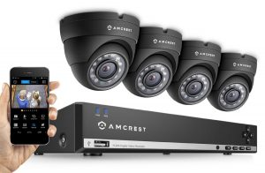 Amcrest 960H 4CH Video Security System
