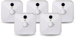Blink Home Security Camera System, Wireless, Motion Detection