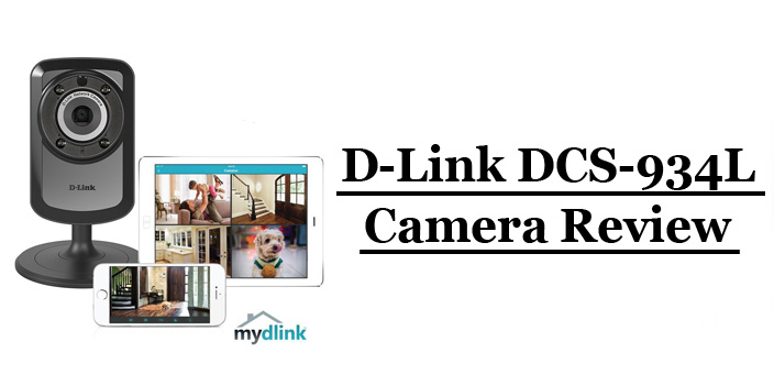 D-Link DCS-934L Camera Review
