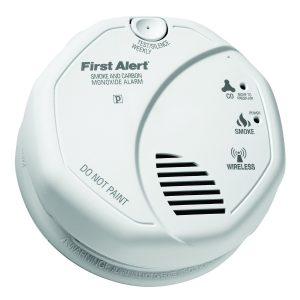 First Alert 2-in-1 Z-Wave Smoke & Carbon Monoxide Alarm