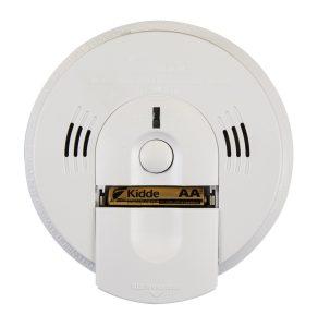 Kidde KN-COSM-BA Battery-Operated Combination Smoke-Carbon Monoxide Alarm