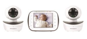 Motorola Digital Video Baby Monitor with 2 Cameras