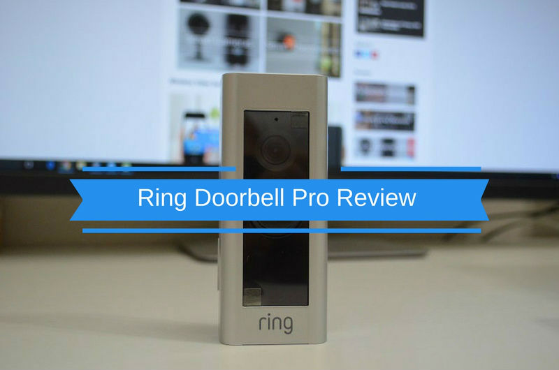 Ring Doorbell Pro Review