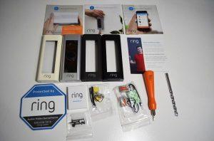 Ring Pro Video Doorbell Installation