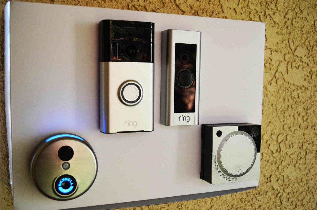 Synology And Ring Pro Doorbell