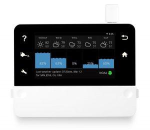 RainMachine Touch HD-12 Smart WiFi Irrigation Controller
