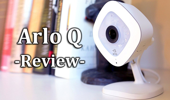 Arlo Q Review
