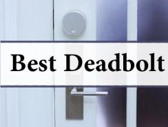 Best Deadbolt