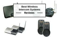 Best Wireless Intercom Systems for Home & Office Reviews 2016