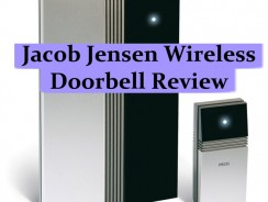 Jacob Jensen Wireless Doorbell Review