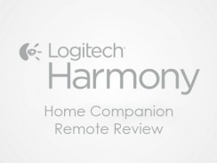 Logitech Harmony Home Companion Remote Review