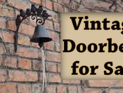 Vintage Doorbells for Sale