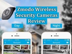 Zmodo Wireless Security Cameras Review
